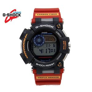 CASIO G-SHOCK GWF-D1000ARR-1JR カシオ フロッグマン MASTER OF G FROGMAN 南極調査ROV コラボモデル 腕時計 ソーラー マルチバンド6 レッド×ブラック|j-sekine2nd