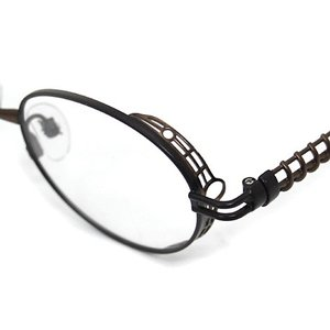 Less than human レスザンヒューマン メガネフレーム OMNI 9610G 伊達眼鏡 アンティックブロンズ|j-sekine2nd|03