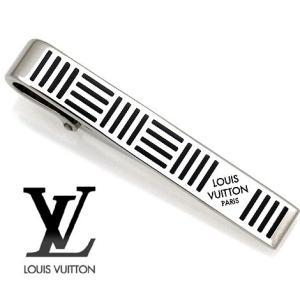 LOUIS VUITTON ルイヴィトン M62662 パンス・クラヴァット・ダミエ ネクタイピン タイバー シルバー|j-sekine2nd