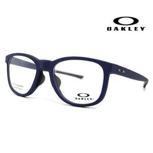 OAKLEY オークリー OX8102-0352 メガネフレーム CLOVERLEAF MNP 伊達メガネ クローバーリーフ サテンユニバースブルー 正規商品|j-sekine2nd