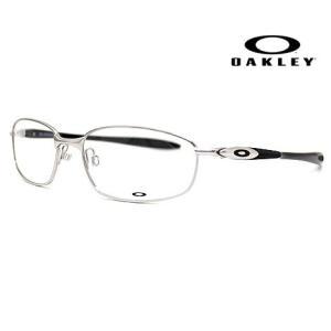 OAKLEY オークリー OX3162-0655 メガネフレーム BLENDER 6B 伊達メガネ ブレンダー クロム 正規商品|j-sekine2nd