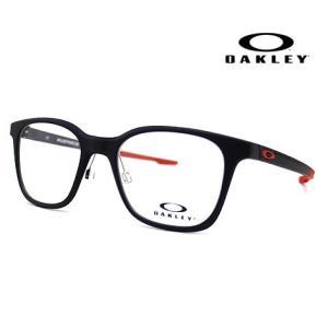 OAKLEY オークリー OX8004-0447 メガネフレーム MILESTONE XS 伊達メガネ マイルストーン マットブラック 正規商品|j-sekine2nd