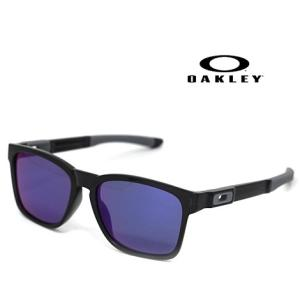 OAKLEY オークリー OO9272-06 サングラス CATALYST カタリスト ブラックインク×+レッドイリジウム 正規商品|j-sekine2nd