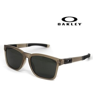 OAKLEY オークリー OO9272-01 サングラス CATALYST カタリスト マットセピア×ダークグレー 正規商品|j-sekine2nd