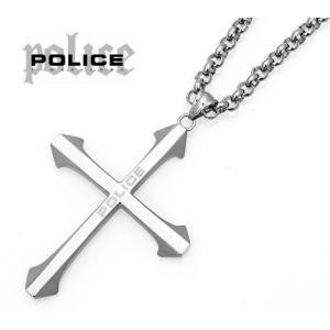 POLICE ポリス 24048PSS01 SAINT クロス ネックレス ペンダント|j-sekine2nd