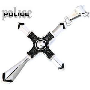 POLICE ポリス 25573PSS-A JASON ジェイソン クロス/十字架 ネックレス/ペンダント|j-sekine2nd
