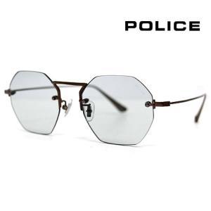 POLICE ポリス SPL920J A40V 51 サングラス FLOAT フロート ブロンズ×ライトグリーン オクタゴン 八角形 正規品|j-sekine2nd