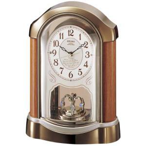セイコー 電波置時計 BY224H 電波時計/置き時計|j-shop