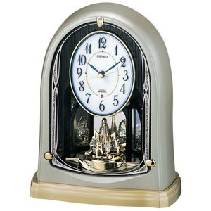 セイコー 電波置時計 BY231S 電波時計/置き時計|j-shop