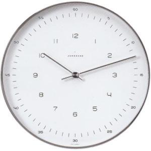 マックスビル掛時計/30cm ユンハンス367/6047正規品|j-tajima