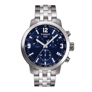 TISSOT ティソ  PRC200クオーツクロノ T055.417.11.047.00 正規品 腕時計|j-tajima