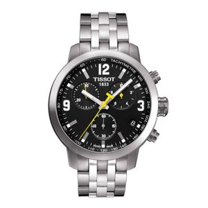 TISSOT ティソ  PRC200クオーツクロノ T055.417.11.057.00 正規品 腕時計|j-tajima