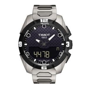 ティソ[TISSOT]Tタッチ エキスパート ソーラーT091.420.44.051.00正規品 腕時計 j-tajima