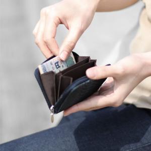 ダイヤモンド パイソン メンズ 小銭入れ ラウンド ファスナー 軽量ミニ 財布 一枚革 全5色(No.06001311-mens-1)|j-white