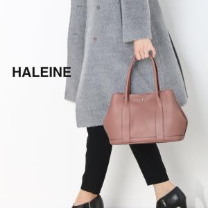 HALEINE [アレンヌ] 本革 トートバッグ 2WAY ソフト 牛革 ブランド|j-white
