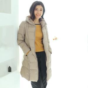 Filomo ライト ダウンコートレディース 冬 軽い 大きいサイズ (No.08000136)|j-white