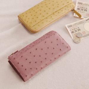●特長 L字 ●デザイン 財布の周りが「L字」に開くファスナーの長財布です。 大きく開き、中身の出し...