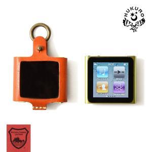 iPod nano 第6世代 ケース 本革 栃木レザー 6G オイルレザーケース レザー nano6...