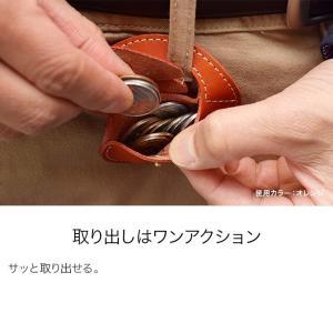 コインケース メンズ レディース コインケース レザー 本革 栃木レザー|jacajaca|03