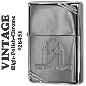 ZIPPO(ジッポーライター)A Weeks Trial Vintage High Polish Chrome#28451|jackal