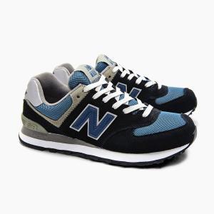 NEW BALANCE ニューバランス 574 M574 NAVY/STEEL BLUE M574JN ネイビー ブルー 紺 NEWBALANCE メンズ ニューバランス 574 スニーカー