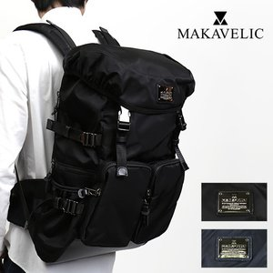 MAKAVELIC/マキャベリック SUPERIORITY  ダブルベルトバックパック 3105-10110|jackpot