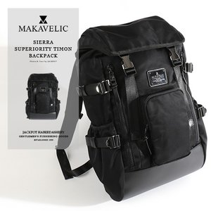 MAKAVELIC/マキャベリック バックパック SIEERA SUPERIORITY TIMON BACKPACK 3107-10120|jackpot