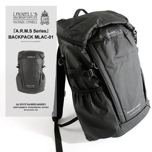 MICHAEL LINNELL/マイケルリンネル アームズバッグパック A.R.M.S Backpack MLAC-01|jackpot