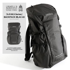 MICHAEL LINNELL/マイケルリンネル アームズバッグパック A.R.M.S Backpack MLAC-02|jackpot