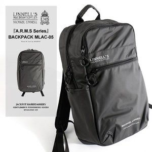 MICHAEL LINNELL/マイケルリンネル アームズバッグパック A.R.M.S Backpack MLAC-05|jackpot
