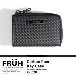 FRUH/フリュー リアルカーボン・キーケース GL028|jackpot