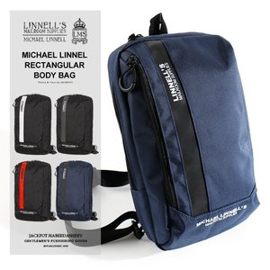 MICHAEL LINNELL/マイケルリンネル ボディバッグ Rectangular Body Bag ML-023|jackpot