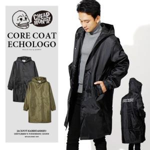 CHEAP MONDAY/チープマンデー ベンチコート Core coat Echologo 0573209-T|jackpot