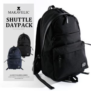 MAKAVELIC/マキャベリック ナイロンデイバッグ SHUTTLE DAYPACK 3108-10115|jackpot