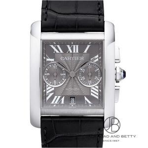 カルティエ CARTIER タンクMC クロノグラフ W5330008 【新品】 時計 メンズ