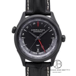 ハミルトン HAMILTON ジャズマスター GMT リミテッド H32685731 新品 時計 メ...