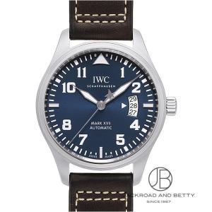 IWC IWC パイロットウォッチ マークXVII プティ・...