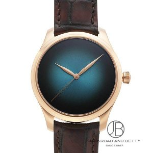 モーザー H.Moser & Cie. エンデバー センターセコンド コンセプト ブルーラグーン リミテッド 1200-0404 新品 時計 メンズ|jackroad