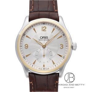 オリス ORIS アートリエ ハンドワインド 396 7580 4351D 【新品】 時計 メンズ
