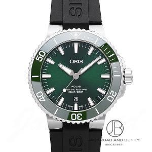 オリス ORIS アクイス デイト 733 7730 4157R 新品 時計 メンズ