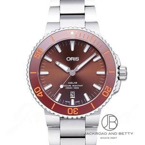 オリス ORIS アクイス デイト 733 7730 4152M 新品 時計 メンズ