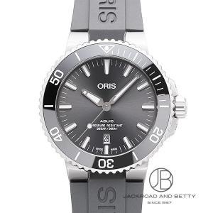 オリス ORIS アクイス デイト チタニウム 733 7730 7153R 新品 時計 メンズ