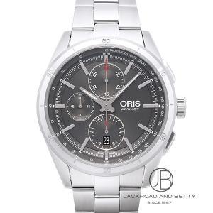 オリス ORIS アーティックス GT クロノグラフ 774 7750 4153M 新品 時計 メン...