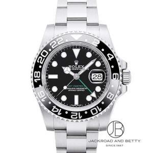 ロレックス ROLEX GMTマスターII 116710LN...