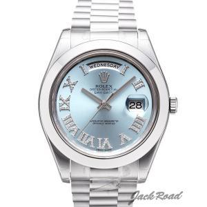 ロレックス ROLEX デイデイトII 218206 【新品】 時計 メンズ