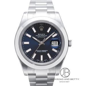ロレックス ROLEX デイトジャストII 116300 新品 時計 [メンズ]