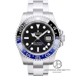 ロレックス ROLEX GMTマスターII 116710BL...
