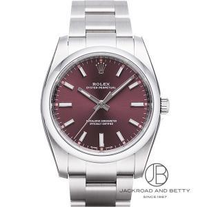 ロレックス ROLEX オイスター パーペチュアル 114200 新品 時計 [メンズ]