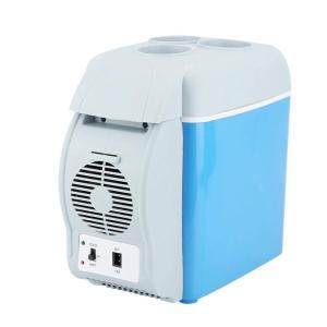 asknut 車用冷蔵庫 7.5Lミニ多機能車載用冷蔵庫デュアルモード温度制御クーラーウォーマー|jackyled