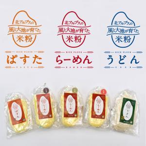グルテンフリーセット(うどん【つゆ付】・ぱすた・ラーメン【醤油・塩・味噌】)各2食入り|jadaihoku